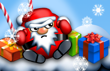 Fat Roll Santa