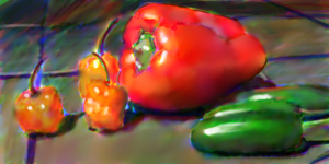 Peppers CMY Step 6